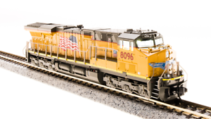 Escala N-Broadway Limited 3551 Union Pacific ES44AC DCC y PAR3 RT Sonido