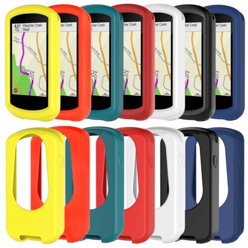 Silicone Skin Protective Case Cover For Garmin Edge 1030 GPS Cycling Computer