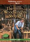 Classic Episodes, The Woodwright's Shop (Season 5) by Roy Underhill (DVD video, 2013)