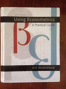 Using Econometrics A Practical Guide Pdf