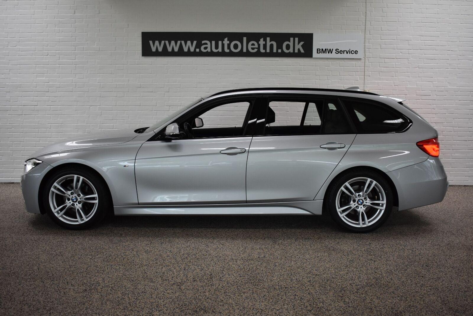 BMW 320d 2,0 Touring M-Sport aut. 5d - 364.900 kr.