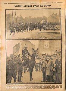 Fantassin-Poilus-Bataille-Nord-France-Dragons-Estafette-Village-Belge-WWI-1914