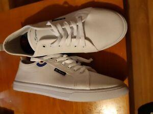 Ben-Sherman-Shoes-SizeUK9-White-Brandnew
