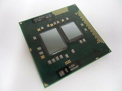 Lot of 2 Intel Core i5-450M 2.4GHz 3MB Socket G1 Laptop Processors CPU SLBTZ