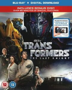 Transformers 5 - The Last Knight Blu-Ray Nuovo (8312288)