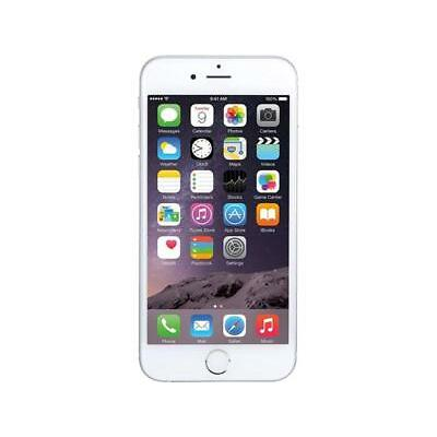 "Apple iPhone 6 Plus 16GB 4G LTE Unlocked Cell Phone, Grade D2 5.5"" 1GB RAM Silve"