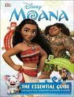 Disney Moana Essential Guide by DK (Hardback, 2016)