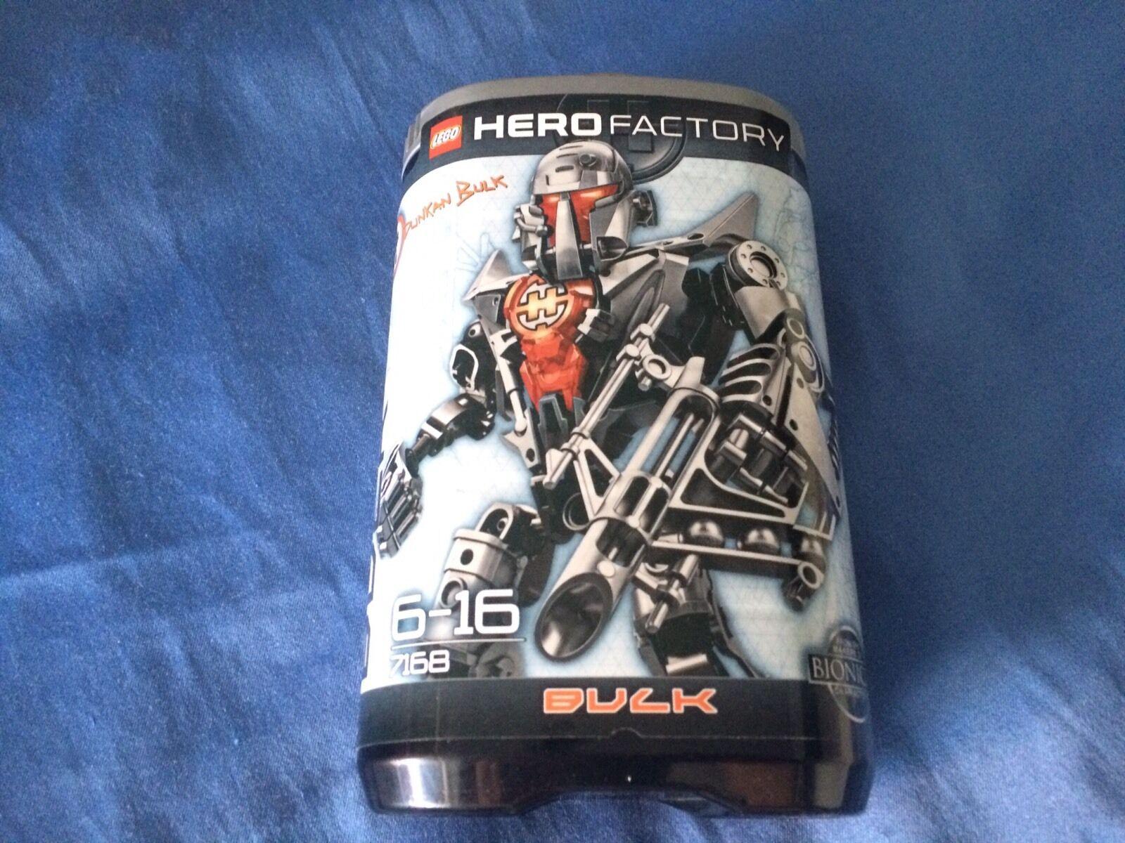 LEGO Hero 7168 Factory Duncan Bulk 7168 Hero NEU&OVP 72b7ea