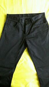 Comme Neuf Superbe Pantalon Jean Noir Celio Pour Homme gWpFw4q1