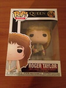 Funko POP! Roger Taylor #94 (Queen, Rocks, Brian May, Freddie Mercury, vinyl)