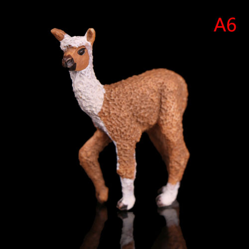 Realistic red fox wildlife zoo animal figurine model figure for kids toy giftHIC