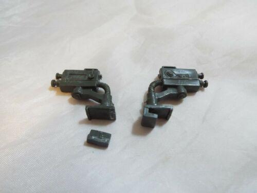 forza di azione CENTRALE DI COMANDO CENTRALE dal 1983 G.I Joe 2 telecamere danneggiato