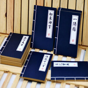 chinese martial kungfu notebook journal diary memo notepad blank