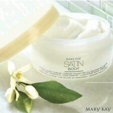 Mary Kay Satin Body Whipped Shea Creme White Tea & Citrus 4oz
