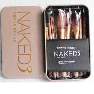 HOT-12-Pcs-Makeup-Brushes-Sets-Powder-Foundation-Cosmetic-Brushes-Sets-With-Box