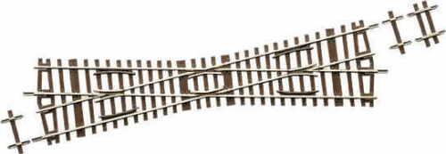 15 gradi Nuovo//Scatola Originale K ROCO h0 42497 Roco Line incrocio