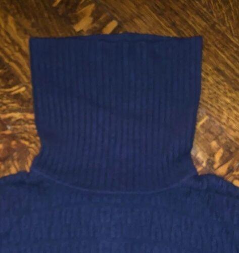 a per Maglione 34 lunghe Lacoste a donna blu maniche Lacoste in lana campana taglia modello qqt4zw6H