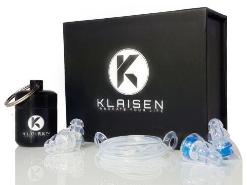 Professional 21db Ear Plugs inc Cord LanyardLive MusicGigsFestivals