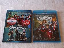 Marvel's The Avengers : Target Exclusive (Blu-ray/DVD) & Bonus Disc Slip Cover