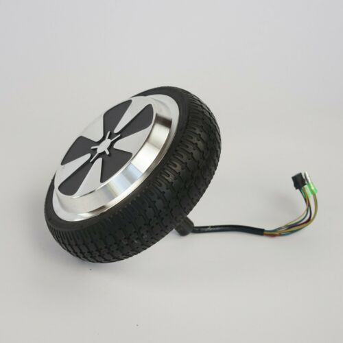 Remplacement Roue avec Moteur intégré Hoverboard 6,5 pouce Puissance 250-350W