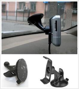 Car-Windshield-Suction-Mount-Bracket-Holder-For-Garmin-Nuvi-GPS-200-205-260-255W