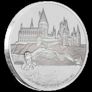 Niue-2-Dollar-2020-Harry-Potter-Classic-1-Hogwarts-Castle-1-Oz-Silber-PP