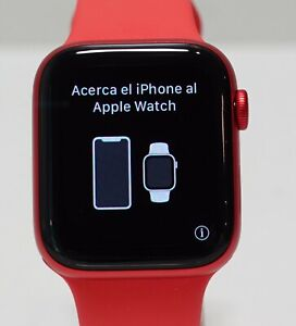 Apple Watch Series 6 Aluminum Case 44mm (GPS) Product RED