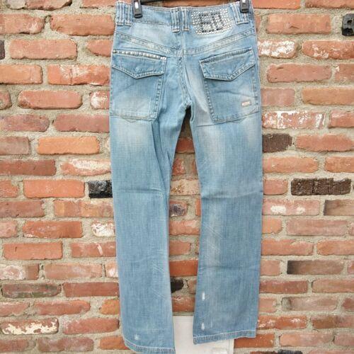 da taglia Jeans donna Distressed Boot 31 Wash Sixty Cut Long tXqgWH