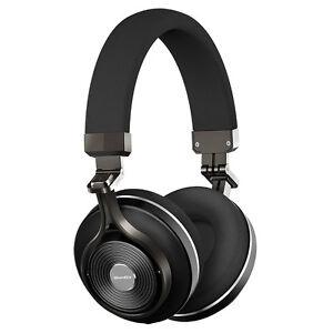 Bluedio T3 (Turbine) Wireless Headphons Bluetooth Kopfhörer Stereo Sound Schwarz