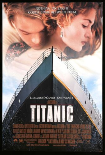 Premium Poster Paper TitanicLARGE 24X36 MOVIE POSTER