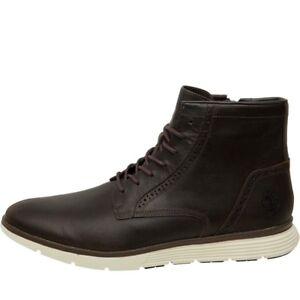 43 8 pollici 6 Eu Mens Boots Timberland Park 5 Uk Franklin Brown q0xw7