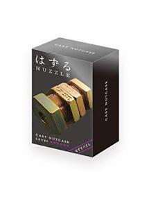 Hanayama Cast Puzzle Huzzle NUTCASE difficulty level 6 JAPAN