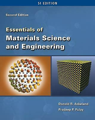 Essentials of Materials Science and Engineerng by Askeland, Donald R.