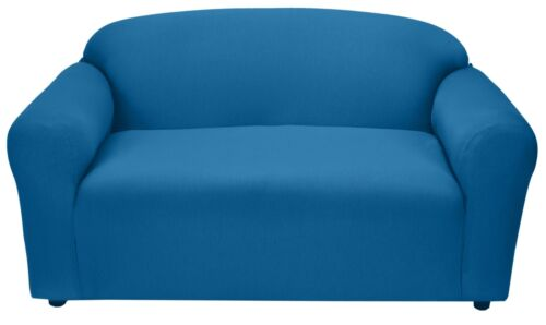 TANGERINE LOVESEAT COVER-ALSO COMES IN SOFA COUCH CHAIR RECLINER FUTON SLIPCOVER