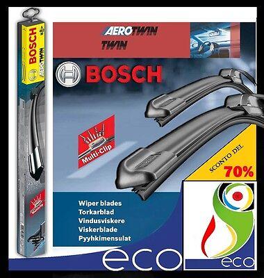 Kit 2 Spazzole tergicristallo BOSCH AEROTWIN OPEL CORSA C dal 09/2000 al 09/2006