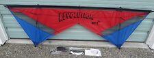 revolution rev-2 vented quadline stunt kite rare