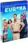 a Town Called Eureka Season 3.0 Episodes 1 to 8 DVD 2009