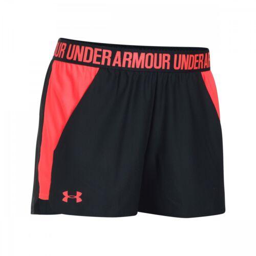 Under Armour Damen Shorts Fitness Jogging Freizeit Sport Training Shorts S