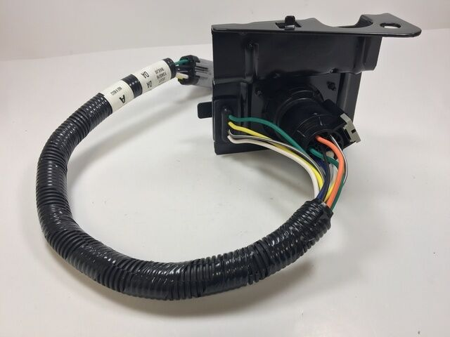 2002-2004 ford f250 f350 super duty 7 pin trailer tow wire harness oem for  sale online | ebay