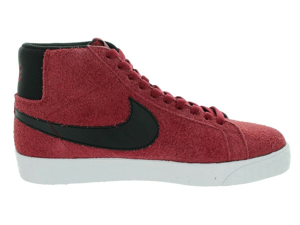 Nike BLAZER SB PREMIUM SE Team Red Black White 631042-601 Price reduction Men's Shoes Comfortable and good-looking