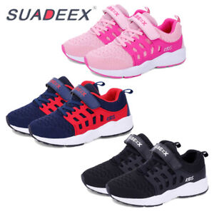 SUADEEX-Kids-Boys-Girls-Breathable-Sport-Running-Shoes-Comfortable-Sneakers