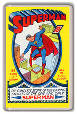 SUPERMAN Nº1 1939 FRIDGE MAGNET IMAN NEVERA