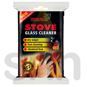 Image Is Loading Trollull Cleaner Pads Non Scratch Pack For Stove