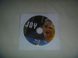 Joy-Jennifer-Lawrence-2016-Blu-Ray-Disc-Movie-Unused-Disc-Only-New-Cond