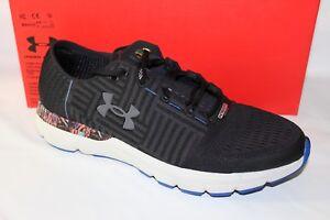 Under Armour Speedform Gemini 3 Mens Premium Running Shoes Gym Trainers Blue