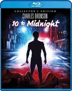 10-TO-MIDNIGHT-New-Sealed-Blu-ray-Collector-039-s-Edition-Charles-Bronson