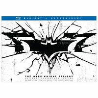 The Dark Knight Trilogy Ultimate Collector's Edition Blu-ray Set 2013 Nolan NEW