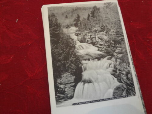 1905 Mongaup Falls Sparrowbush NY New York Post Card