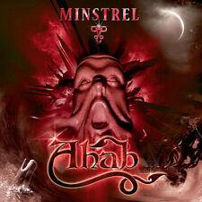 MINSTREL Ahab CD italian prog