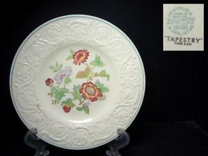BEAUTIFUL-WEDGWOOD-TAPESTRY-TMD440-BREAD-PLATE